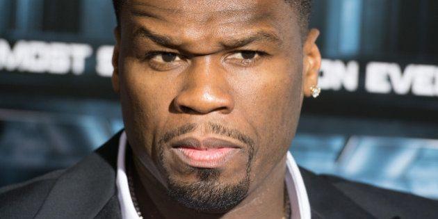 50 Cent explica porque ele entrou com um pedido de falência: 'Você não tem com o que se