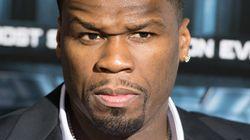 Por que 50 Cent entrou com um pedido de
