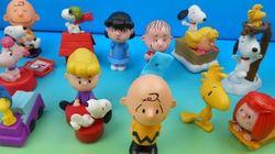 QUERO! Snoopy & Charlie Brown serão os próximos brindes do McLanche