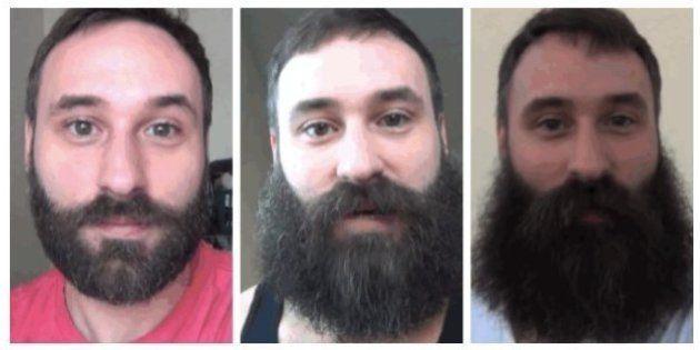 Homem passa 365 dias sem fazer a barba; veja resultado