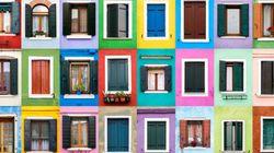 Descobrimos um fotógrafo especializado em janelas. E os cliques são
