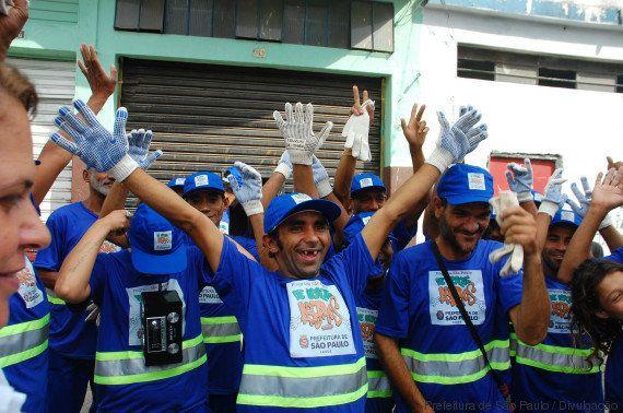 Sai a pedra e entra o trabalho: Em São Paulo, 65% dizem ter reduzido uso de crack após Braços