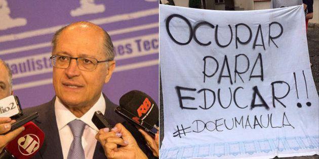 'Provável reforma mais ampla': Governo Alckmin fecha salas de aula e juíza cobra