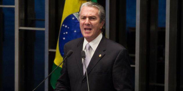 Nova etapa da Operação Lava Jato atinge residências de senadores Fernando Collor e Ciro