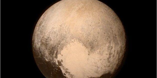 Nasa divulga nova foto da superfície de Plutão enviada pela sonda New Horizons