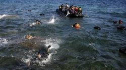 Criança síria de 5 anos morre em naufrágio próximo á costa