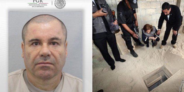 México diz que funcionários da prisão devem ter ajudado na fuga de 'El Chapo'; recompensa por pistas...