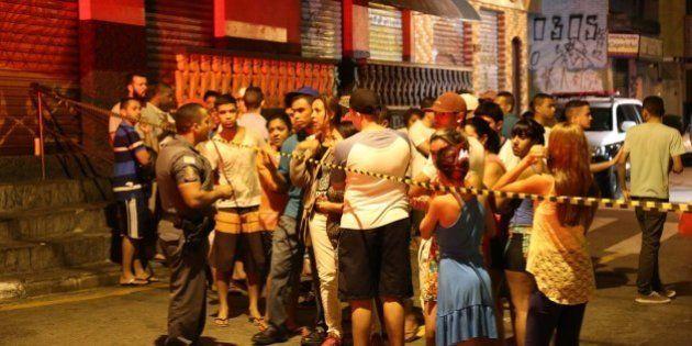 Mais uma chacina em São Paulo: Quatro são mortos em