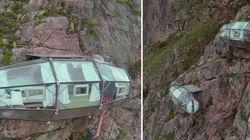 ASSISTA: Este hotel no Peru é para quem NÃO tem medo de