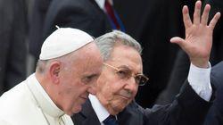 Papa quer que relações entre Cuba e EUA se tornem exemplo para o