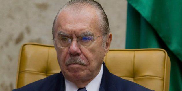 BRASILIA, BRAZIL - FEBRUARY 01: Senate President Jose Sarney during installation the solemn session of...