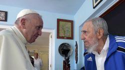 Como foi o encontro entre papa Francisco e Fidel Castro em