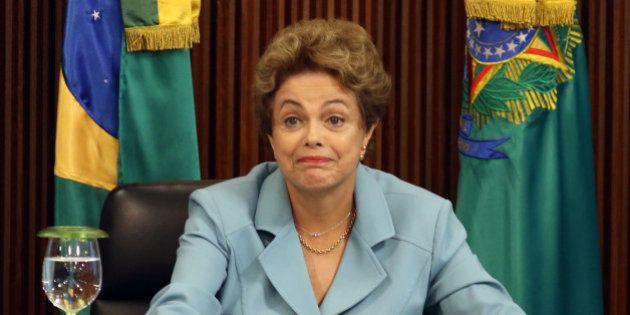 Dilma quer que STF anule decisão de Cunha de acatar pedido de
