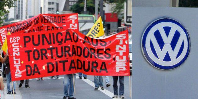 Movimentos sindicais entram com ação de reparação no MPF contra Volkswagen por apoio à ditadura militar...