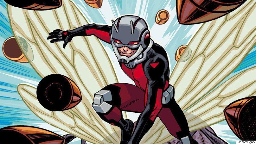 5 curiosidades sobre o Homem-Formiga que você precisa saber antes de ver o filme