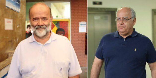 Ex-tesoureiro do PT, João Vaccari Neto, e Renato Duque, ex-diretor da Petrobras, são condenados por corrupção...