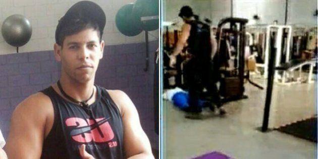 Personal trainer é preso após dar joelhada no rosto de ex-namorada em academia de Betim