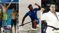 Brasil detona no Pan! Natação, canoagem e judô levam ouro no mesmo