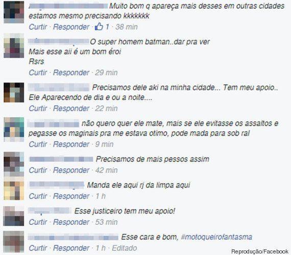 Polícia do Piauí desmente a existência de 'Motoqueiro Fantasma', o autor de justiçamentos nas redes