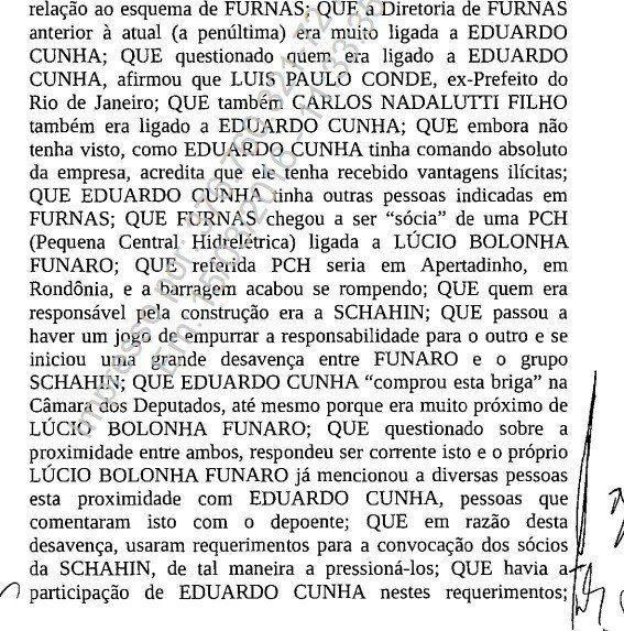 Delcídio afirma em delação que Furnas foi início do conflito entre Dilma e