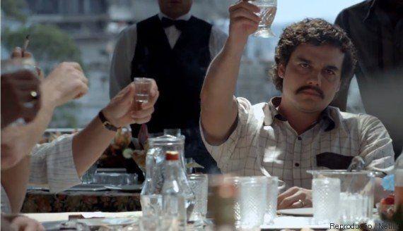 Wagner Moura é rei da cocaína no primeiro trailer de 'Narcos', do Netflix