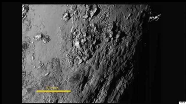 FOTOS: New Horizons divulga novas imagens de