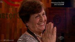 MasterChef Brasil mal começou e a internet já tem sua favorita: Maria, a vovó italiana