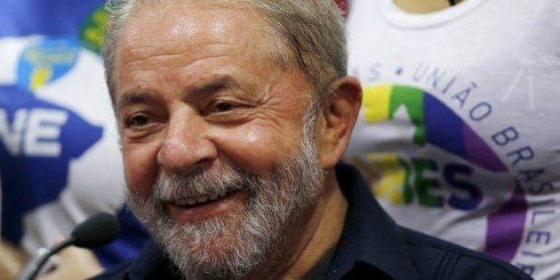 Lula é o novo ministro da Casa Civil do governo