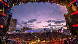 Fiscais interditam montagem do Rock in Rio por risco de morte de