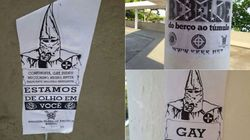 Grupo espalha ameaças a gays, negros e muçulmanos em Niterói