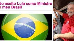 Críticos de Lula criam petição na internet para impedir posse na Casa