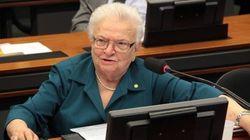 Erundina: 'Lula no governo Dilma reforça preconceito de que mulher não sabe