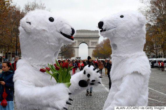 França apresenta a 195 países projeto de acordo de Paris para o