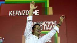 Eleições na Grécia: Cinco