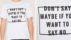 Cultura do estupro? Camiseta masculina da Forever 21 gera