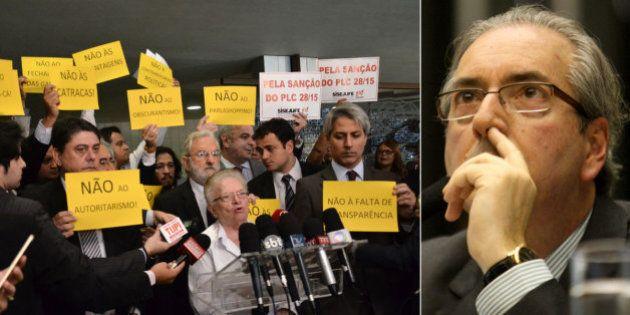 Os 15 retrocessos da gestão Eduardo Cunha na presidência da Câmara dos Deputados, pela minoria da