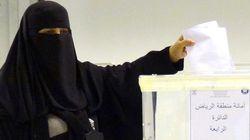 Mulheres são eleitas pela primeira vez na Arábia