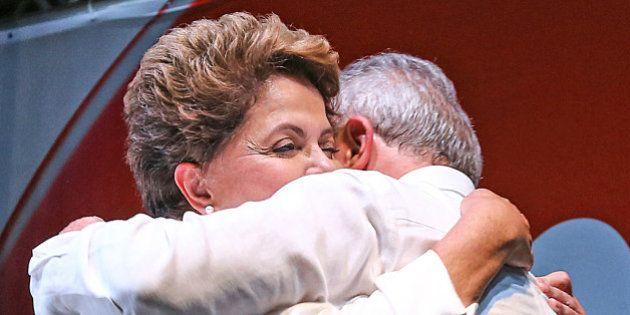 Conversa entre Dilma e Lula leva Lava Jato para dentro do Palácio do