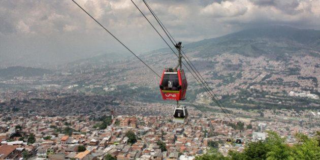 As lições de Medellín, na Colômbia, para lidar com as desigualdades de nossas