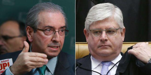 'Quem não deve, não teme', diz Cunha sobre denúncias da Lava