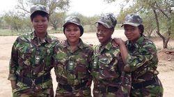 As 'Black Mambas' são as guerreiras que protegem os animais na África do
