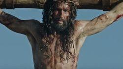 ASSISTA: Com a bênção do Papa, Rodrigo Santoro é Jesus no remake de