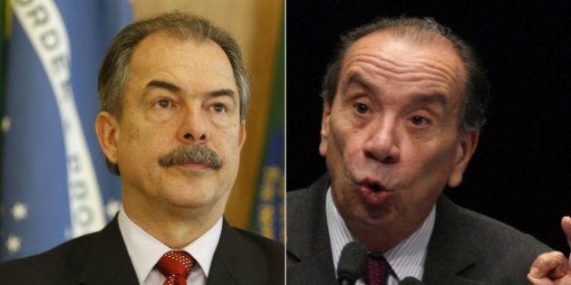 STF autoriza investigação de Mercadante e senador tucano após delação da Lava