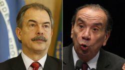 Lava Jato: Mercadante e Aloysio Nunes entram na lista de investigados pelo
