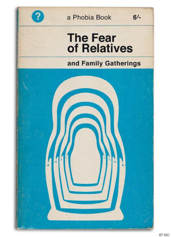 Não julgue suas fobias por estas belas capas de livros