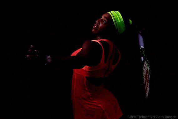 Oficialmente RAINHA! Serena Williams é escolhida como Esportista do Ano pela Sports