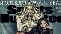 Oficialmente RAINHA! Revista escolhe Serena Williams como Esportista do