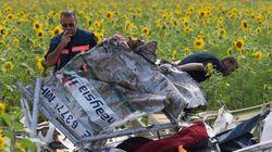ASSISTA: Novo vídeo mostra rebeldes saqueando destroços do voo