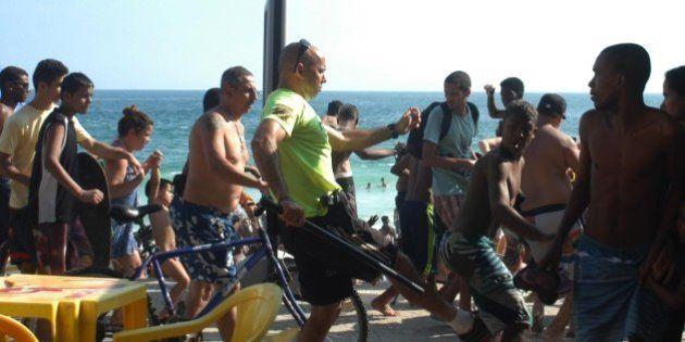 Na 'Minority Report' de Paes e Pezão, mais rasa do que a política para praias só a profundidade da desigualdade