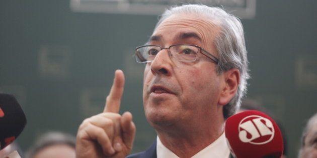 Cunha anuncia rompimento e afirma: 'O governo não me engole, tem ódio pessoal, fez tudo para me